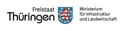 Logo Freistaat Thüringen - Ministerium für Infrastruktur und Landwirtschaft - Externer Link